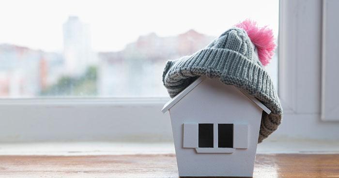 economizar durante o tempo frio